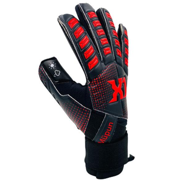 Guantes-Kids-Mupun-Negro-y-rojo-Producto-X1-Gloves-3