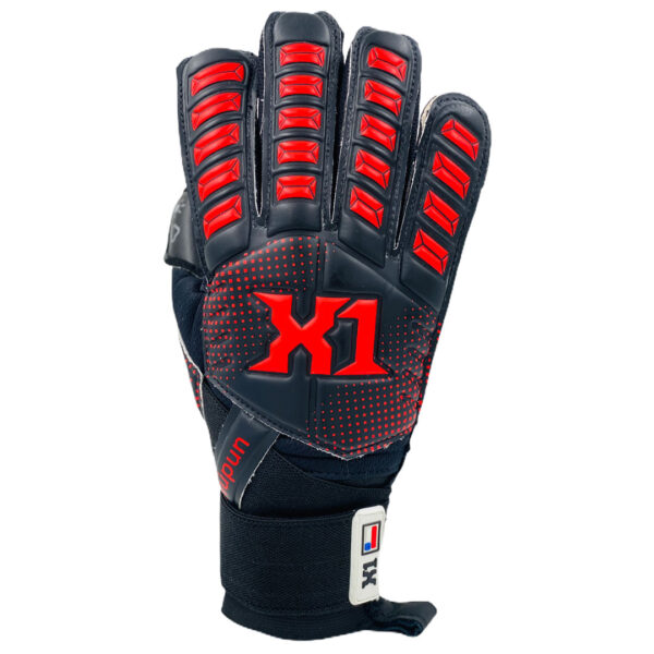 Guantes-Kids-Mupun-Negro-y-rojo-Producto-X1-Gloves-4