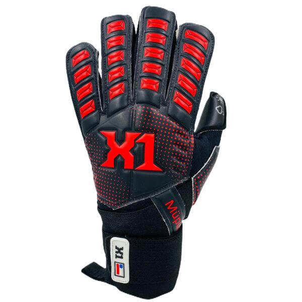 Guantes-Kids-Mupun-Negro-y-rojo-Producto-X1-Gloves-8